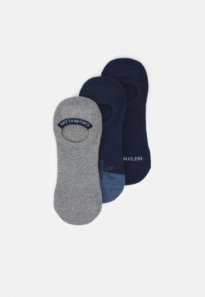 MENS ICONIC LOGOLINER STEEF 3 PACK - Socks - navy combo