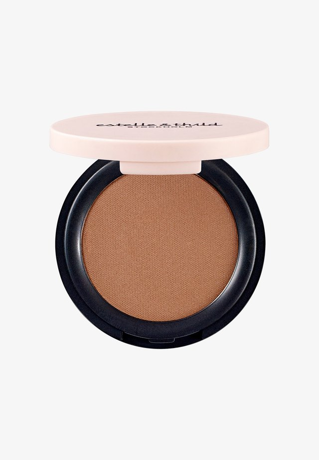 BIOMINERAL SILKY EYESHADOW 3G - Eye shadow - walnut