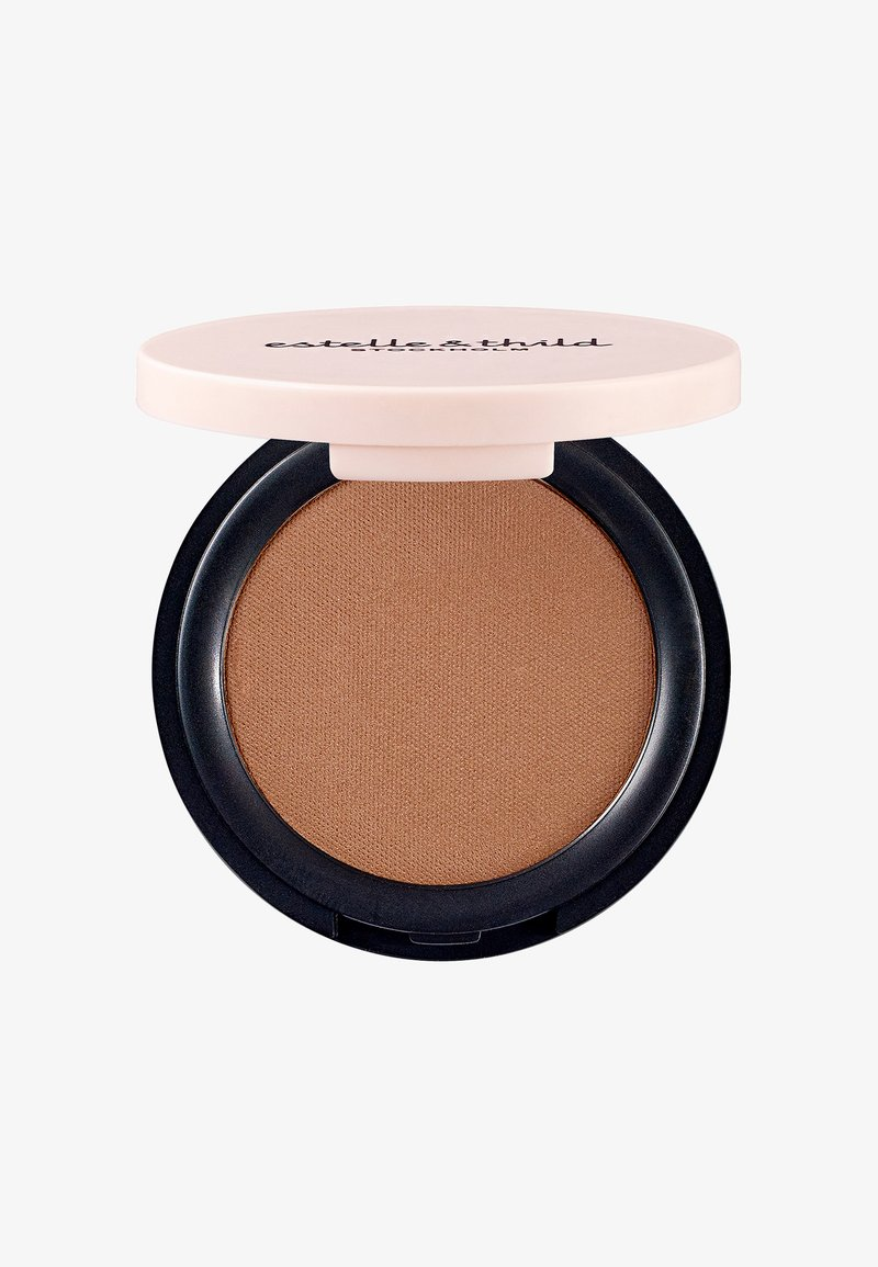 Estelle & Thild - BIOMINERAL SILKY EYESHADOW 3G - Eye shadow - walnut