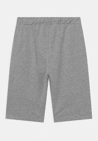 Lindex - SOLID  - Shorts - grey melange - 1