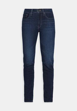 724 HIGH RISE STRAIGHT - Straight leg jeans - bogota calm