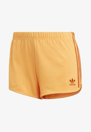 3-STRIPES SHORTS - Shorts - orange