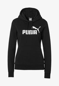 Puma - DAMEN  - Felpa con cappuccio - black - 3