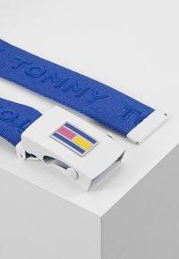 Tommy Hilfiger - KIDS BELT - Ceinture - blue - 3
