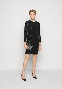 Steffen Schraut - PARIS GLAM DRESS - Cocktail dress / Party dress - black - 1