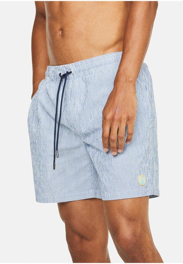 SAUL - Shorts da mare - blau