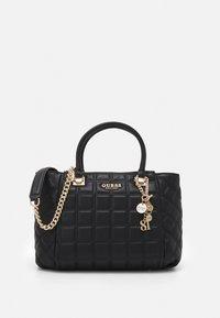 KAMINA STATUS SATCHEL - Handbag - black