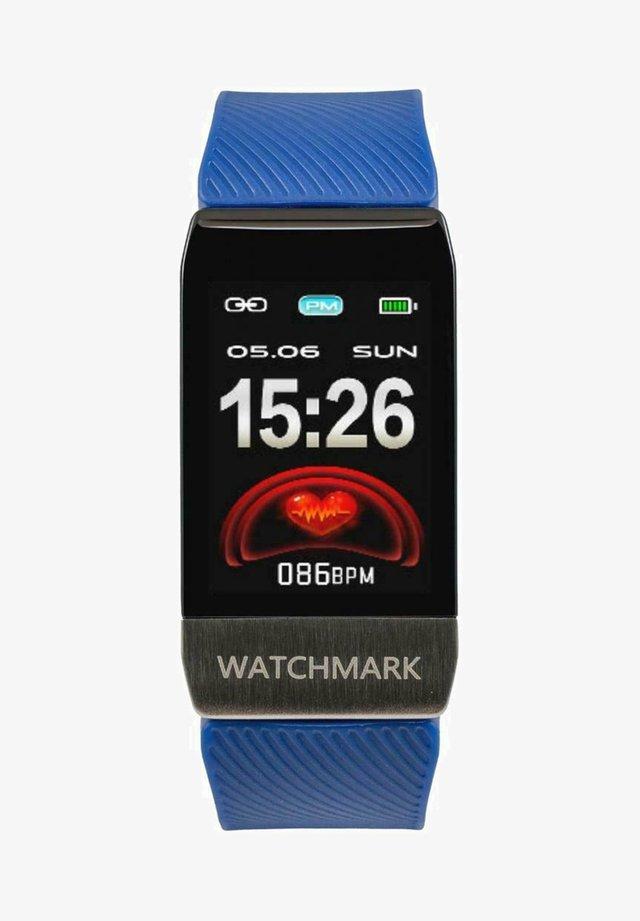 Smartwatch - niebieski