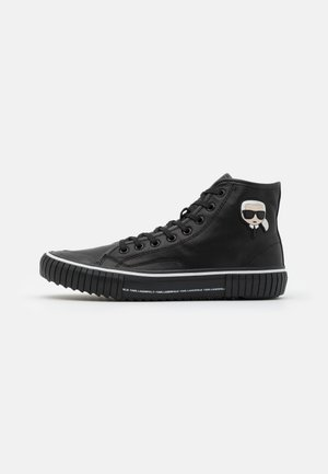 KAMPUS II KARL 3D IKON - High-top trainers - black