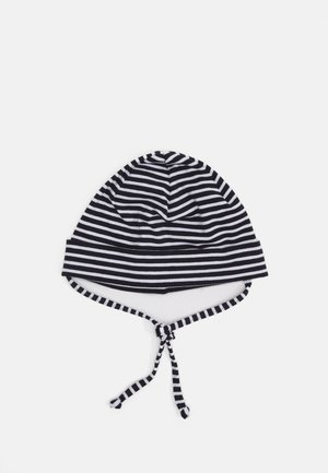 MINI UNISEX - Mütze - dunkelmarine/weiß