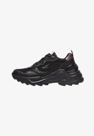 ECCLES BLACK - Sneakers basse - black