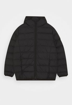 JACKET KIDS UNISEX - Winterjas - black