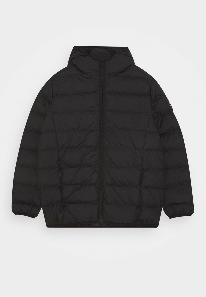 Ecoalf - JACKET KIDS UNISEX - Zimní bunda - black