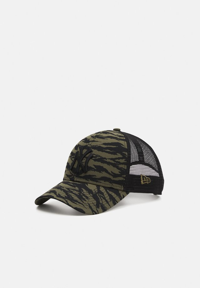 TIGER PRINT 9FORTY UNISEX - Casquette - olive/black