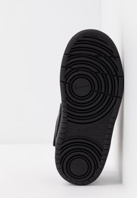 Nike Sportswear - COURT BOROUGH MID UNISEX - Sneakersy wysokie - black - 5
