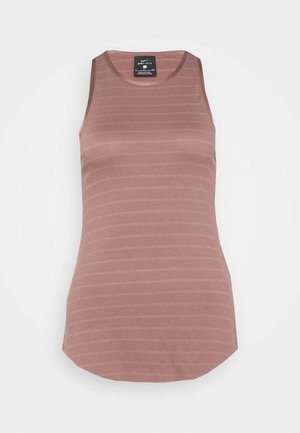 YOGA TANK - Sports shirt - smokey mauve