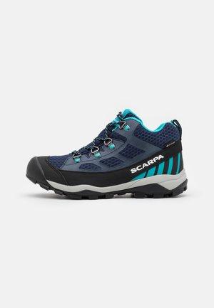 NEUTRON MID KID GTX UNISEX - Obuwie hikingowe - blue/turquoise