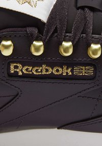 Reebok Classic - CLASSIC LEATHER SHOES - Trainers - red - 8
