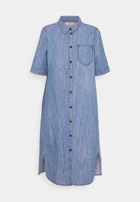 JDY - JDYPOPPY LIFE LONG DRESS - Maxi dress - medium blue denim - 4