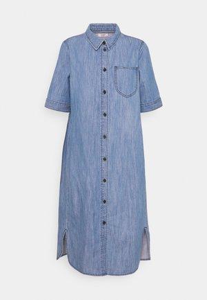 JDYPOPPY LIFE LONG DRESS - Robe longue - medium blue denim