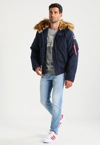 Alpha Industries - Winter jacket - rep blue - 1