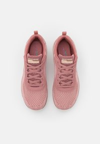 Skechers Sport - BOUNTIFUL - Zapatillas - rose - 5