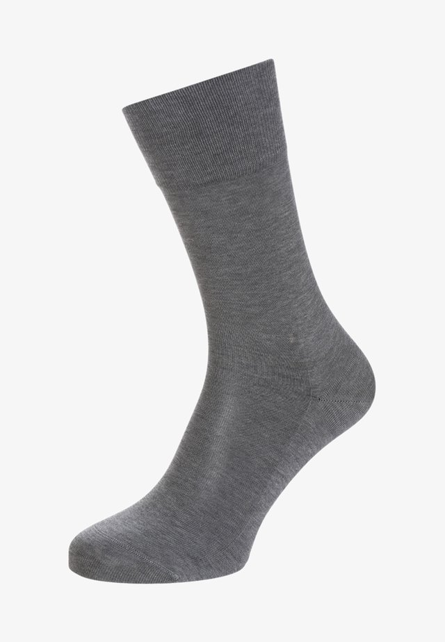 TIAGO - Chaussettes - light grey melange