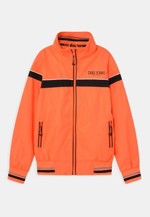 PALTZ - Lehká bunda - neon orange