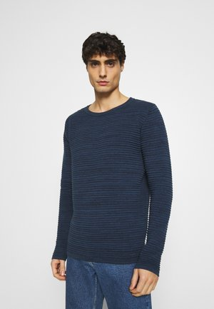 BROADLEY - Sweter - navy
