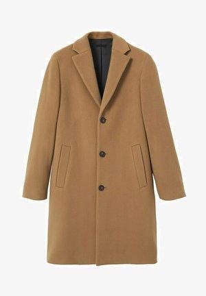 Cappotto classico - marron moyen