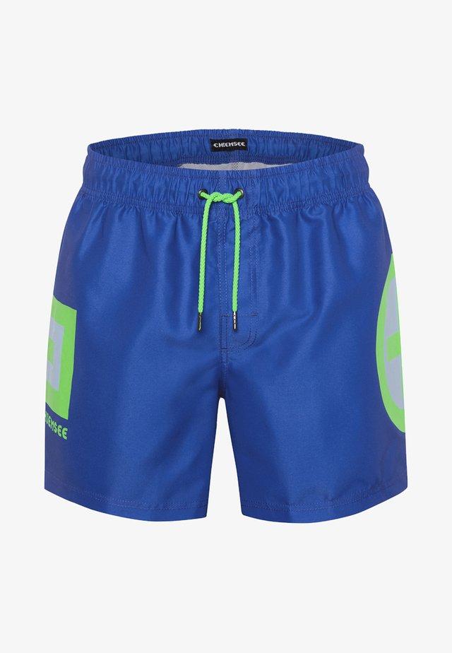 PLUS-MINUS-DESIGN - Swimming shorts - blue