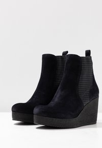 Homers - MICRO - High heeled ankle boots - sirena - 4