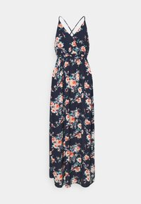VILA PETITE - VIMESA WRAP DRESS - Maxi dress - navy blazer - 0