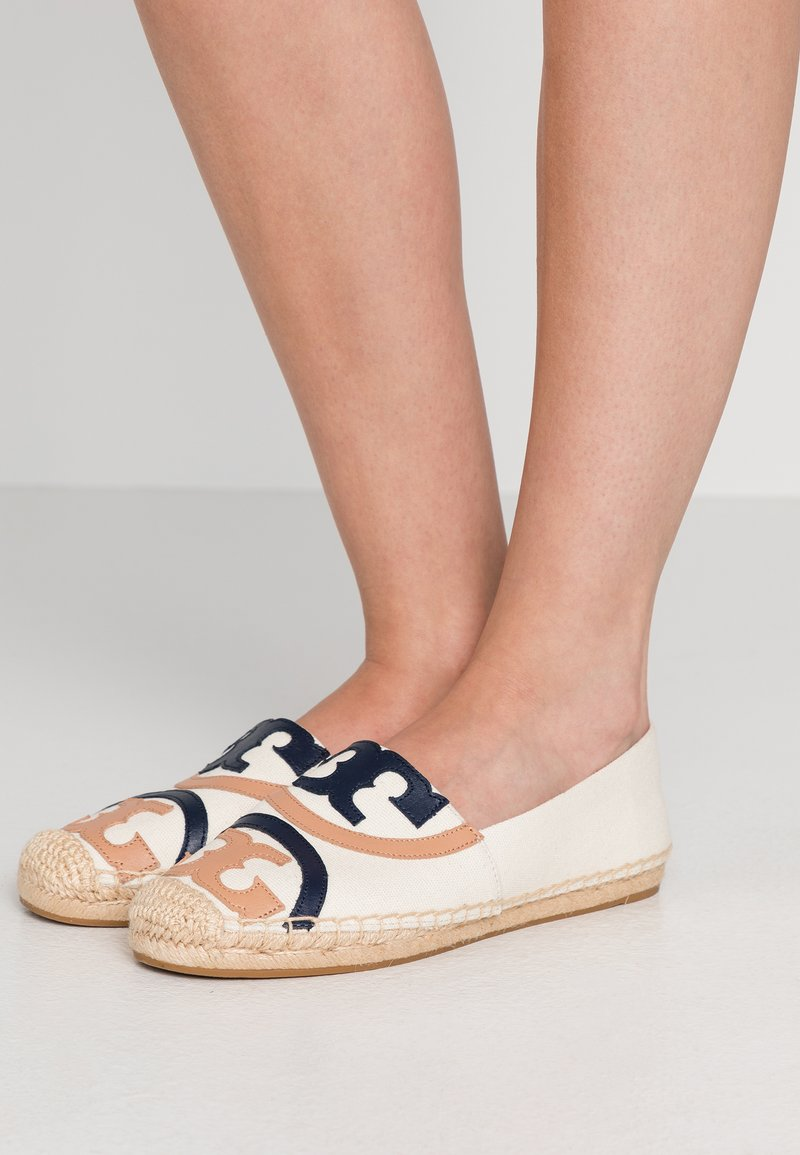 Tory Burch - POPPY  - Espadrilles - powder/multicolor