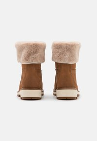 Timberland - LUCIA PULL ON WP - Winter boots - rust - 3