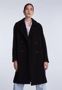 SET - Classic coat - black - 0