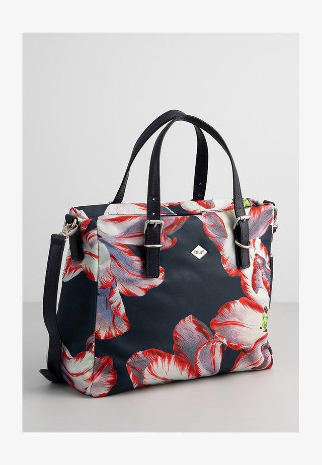 PICNIC HANDBAG MHZ - Handbag - darkblue