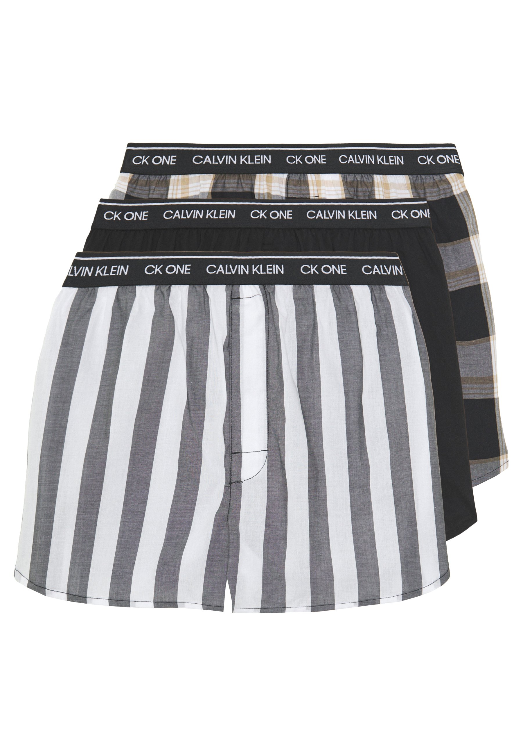 Men SLIM 3 PACK - Boxer shorts