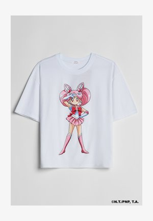 SAILOR MOON - T-Shirt print - stone