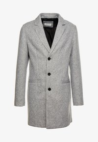 Pier One - Classic coat - mottled grey - 4