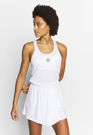 MEA TECH TANK - Top - white
