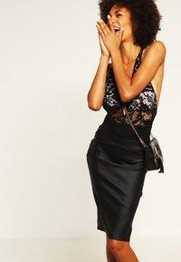 Morgan - JILI - Pencil skirt - noir - 3