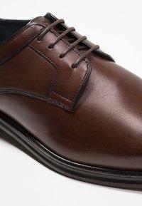 JOOP! - KLEITOS  - Smart lace-ups - brown - 5