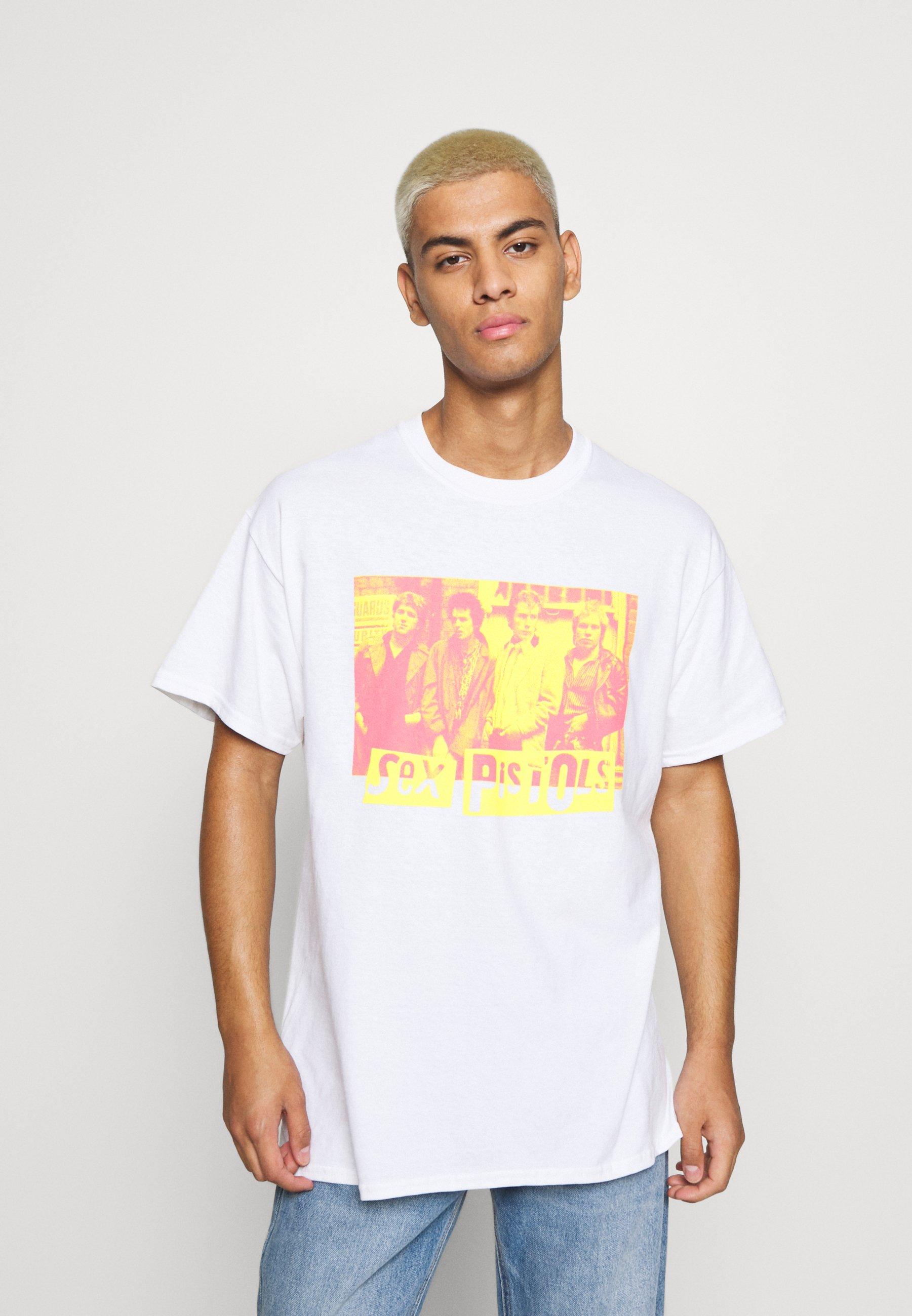 Men SEX PISTOLS GRAPHIC TEE - Print T-shirt