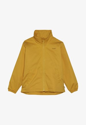 CAT JACKET - Winter jacket - yellow/brown