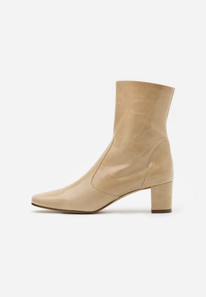 DRIELLE - Classic ankle boots - ecru