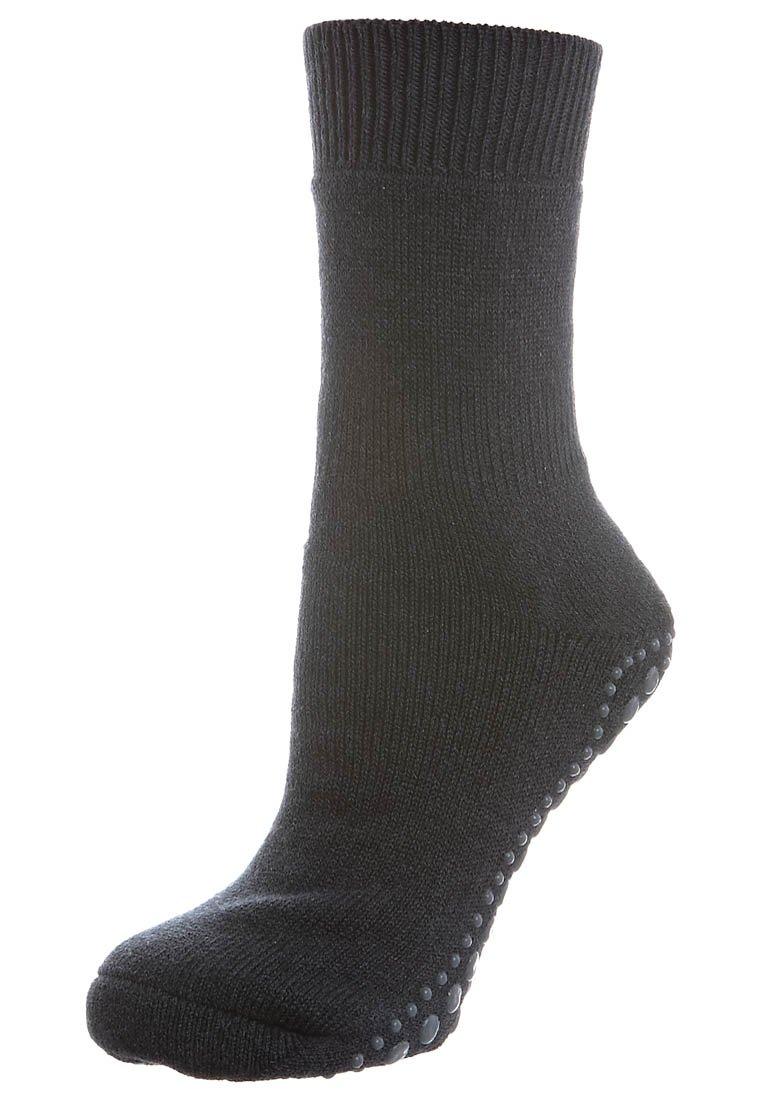 Falke - HOMEPADS - Socks - anthrazit melange