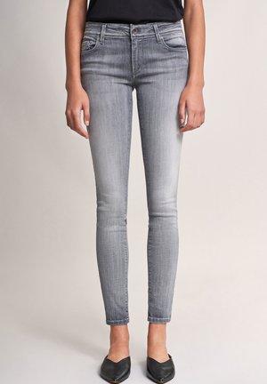 Jeans Skinny Fit - gris