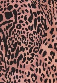 Seafolly - WILD ONES HI RISE - Bikini pezzo sotto - bronze - 5