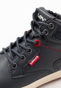 Levi's® - NEW FAINO MID - High-top trainers - navy - 2